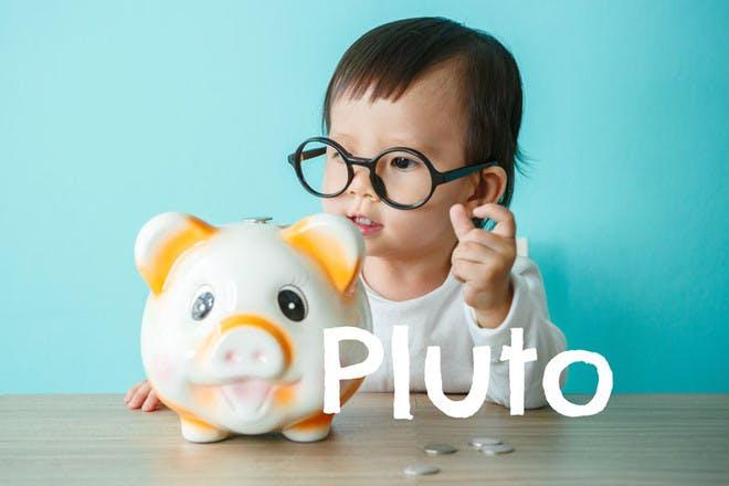 21. Pluto