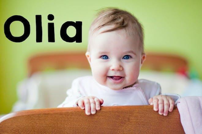 Olia baby name