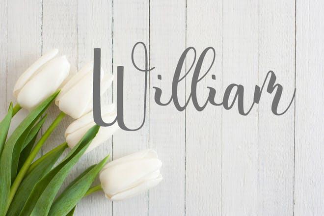 26. William