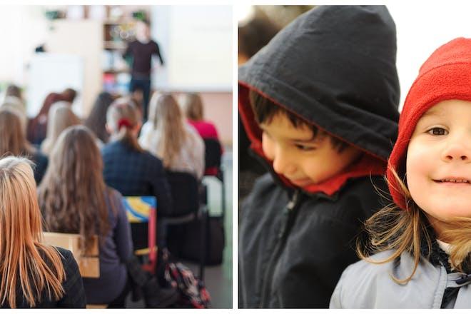 Cold weather schools
