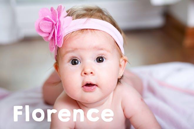 Florence baby name