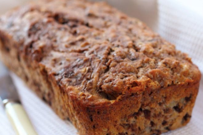 41. Banana bread
