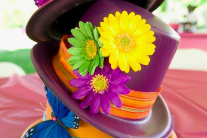 10. Mad Hatter bonnet