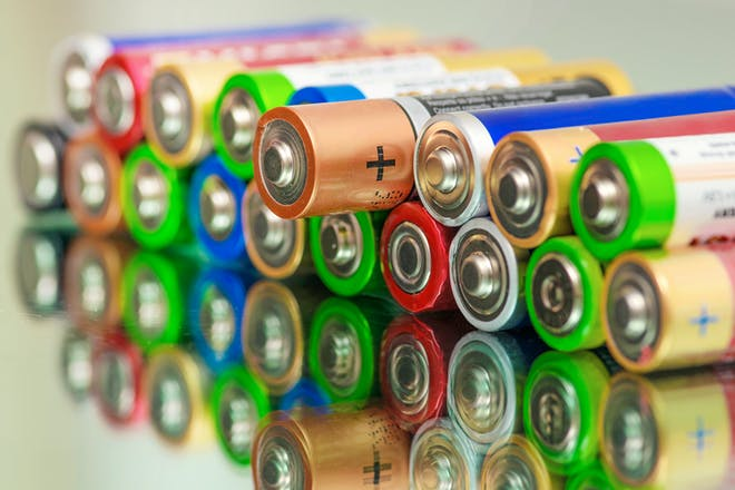 12. Anything that needs hundreds of batteries