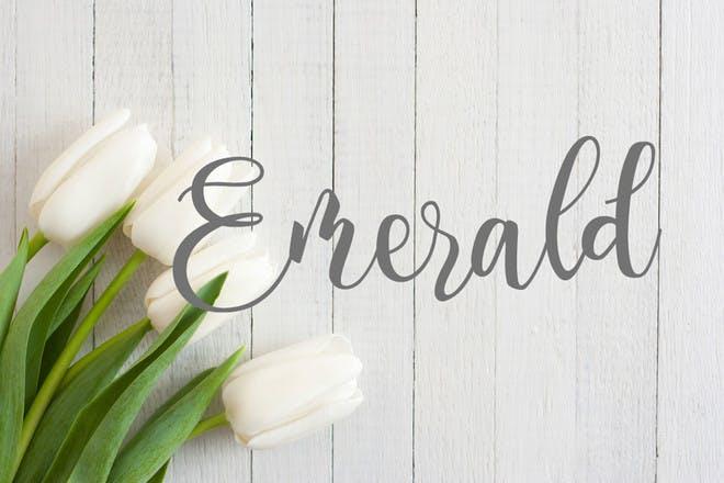 9. Emerald