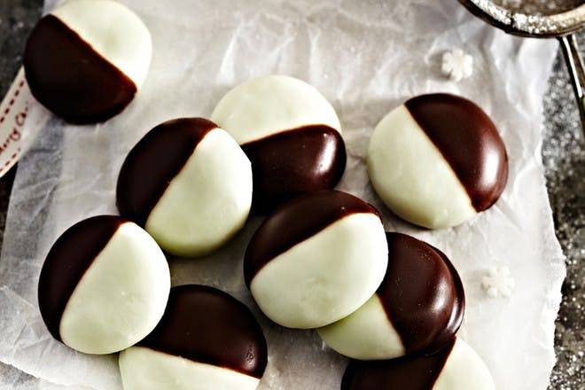 Peppermint creams recipe