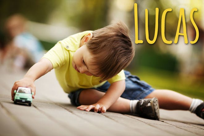 lucas popular name 2018