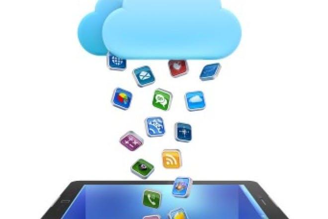 apps into an ipad