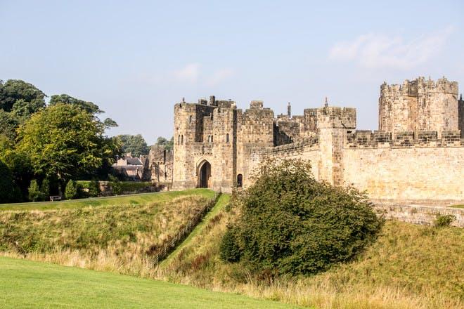 North East: Alnwick Castle, Northumberland