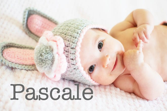 Pascale - Easter baby names