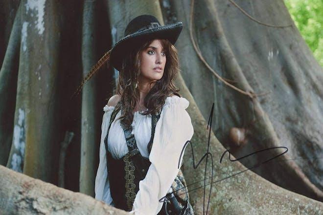 Penelope Cruz Pirates of the Caribbean