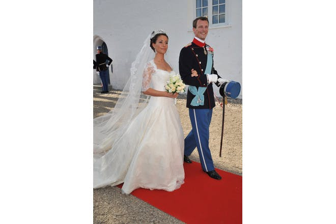 19. Princess Marie of Denmark