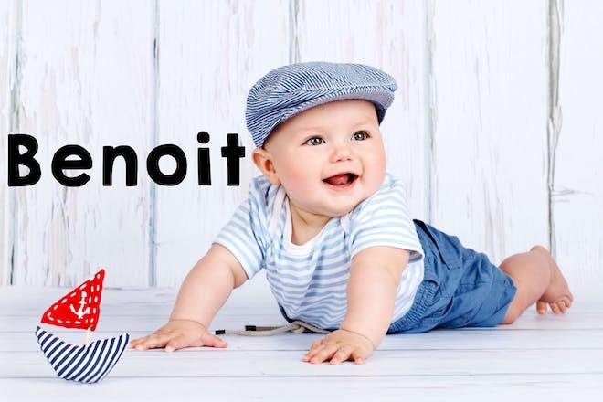 Benoit baby name