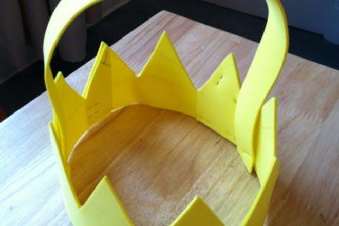 crown step 2