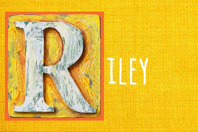 Baby name Riley