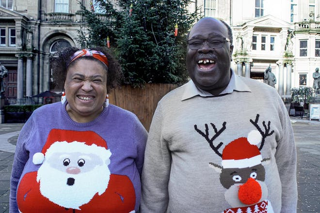 36. The Undateables At Christmas