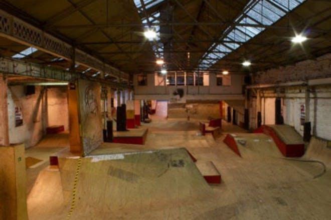 The Works Skatepark Charity