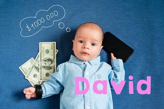 8. David