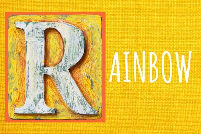 baby name Rainbow