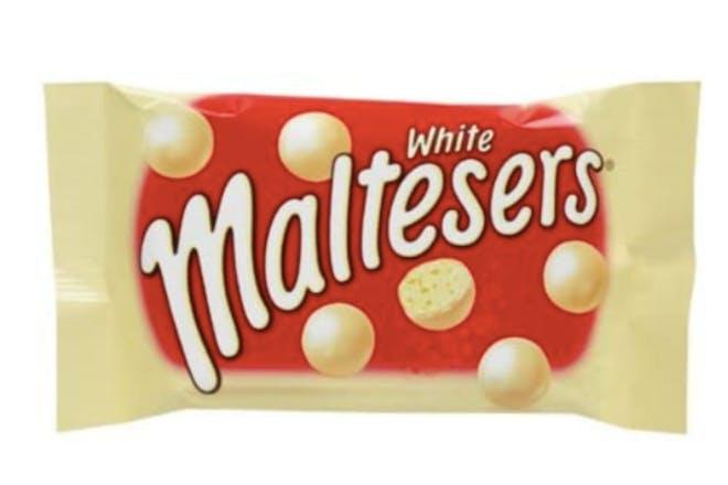 White maltesers