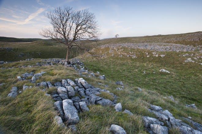 Yorkshire: Malham Tarn and Moor