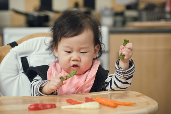 9. Don't worry if your child is a fussy eater