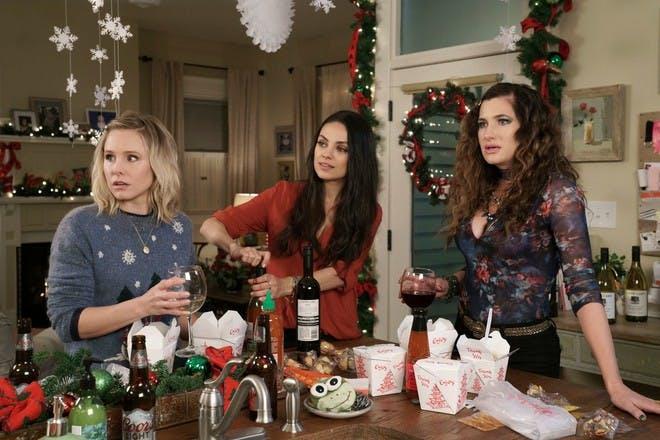 Women planning for Christmas