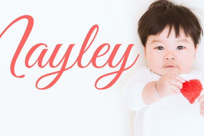 Nayley name love