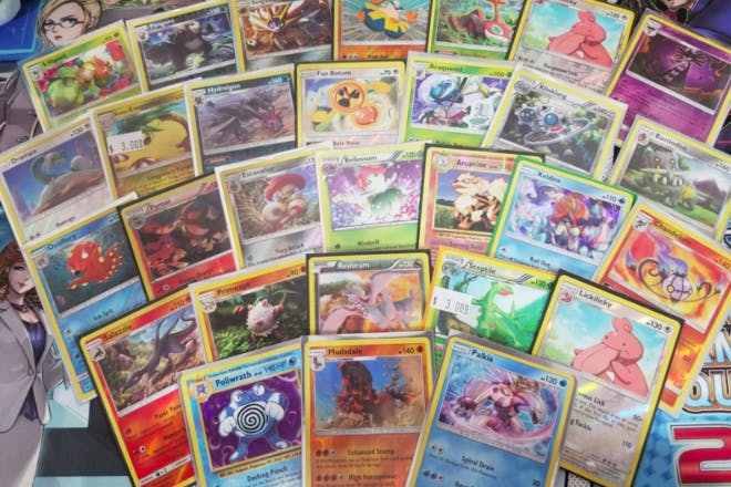 15. Counting your Pokemon card collection