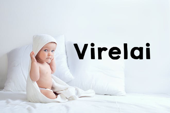 Virelai baby name