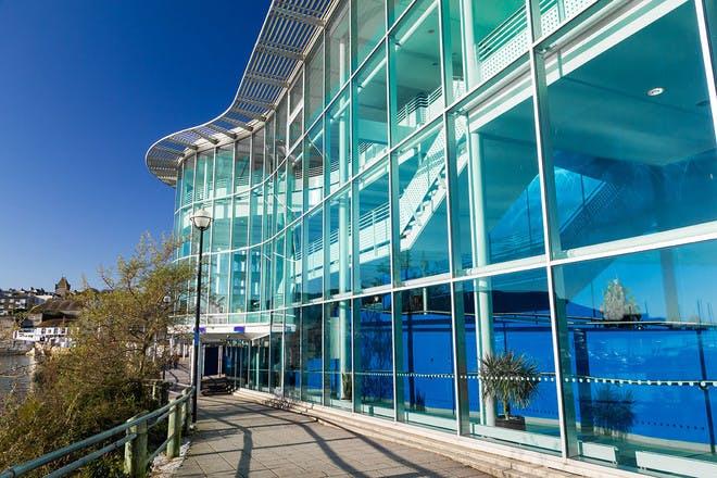 1. The National Marine Aquarium, Plymouth