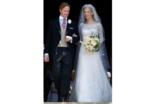 2. Lady Gabriella Windsor – the dress