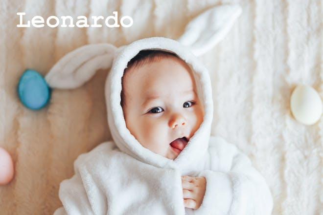 Leonardo - Easter baby names