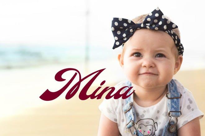 11. Mina