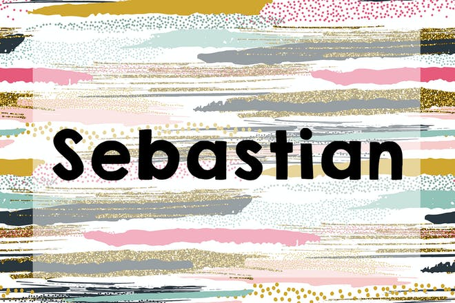 Sebastian name