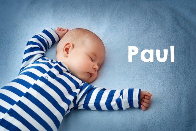 Paul baby name
