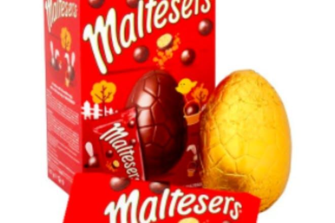 25. Maltesers