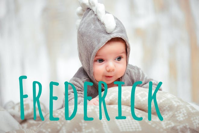 24. Frederick