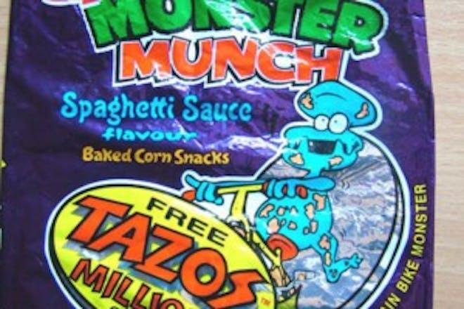 Spaghetti Monster Munch