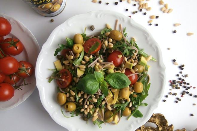 Sirt food salad