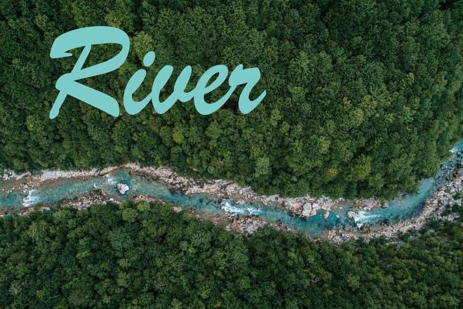 22. River