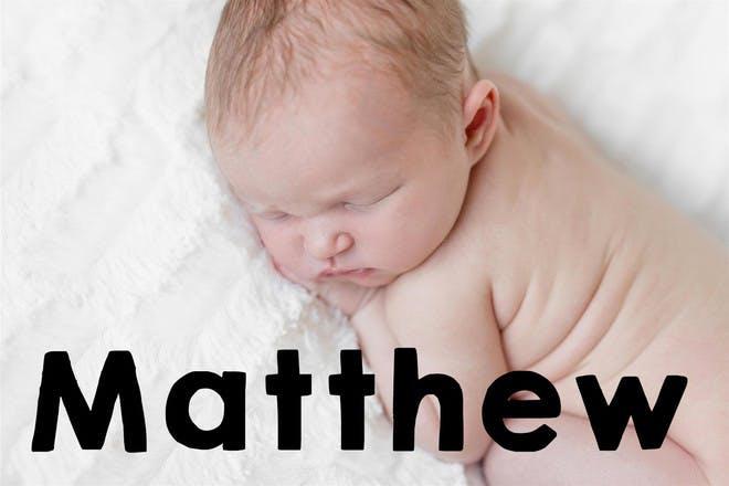 20. Matthew