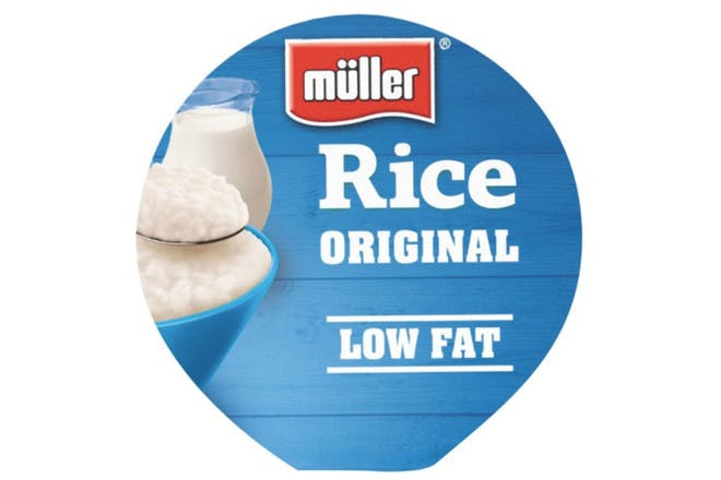 88. Muller Rice Original Low Fat Dessert