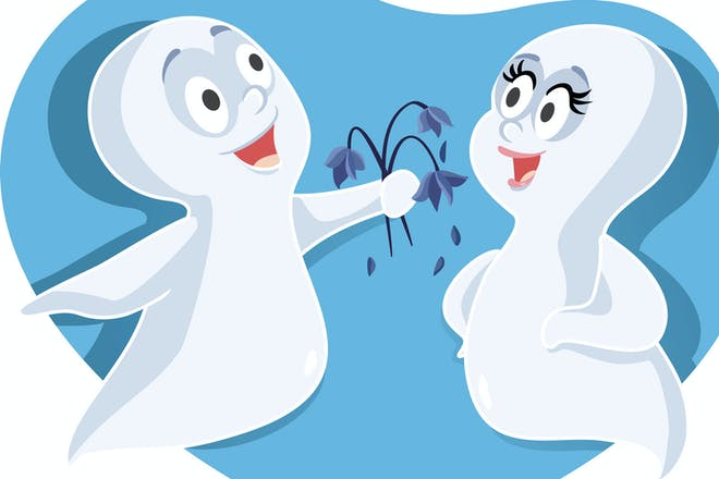 Ghosts in love