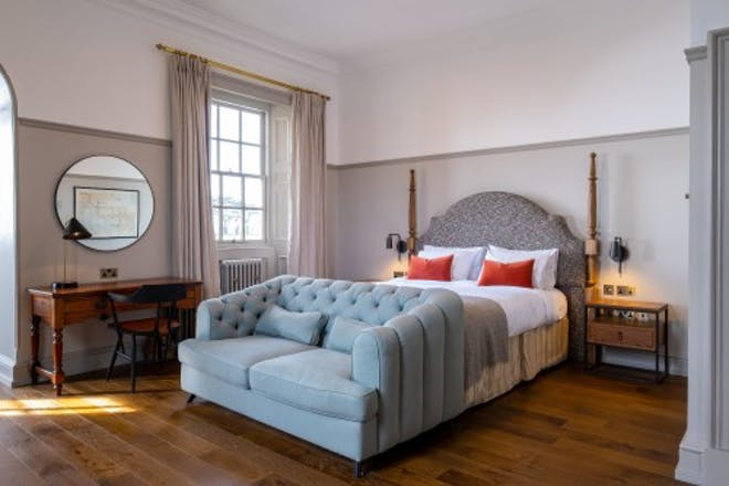 Family Suite Fowey Hall Hotel Cornwall