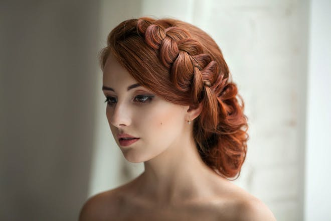 29. Side braid