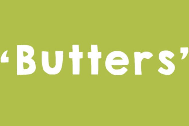 30. Butters