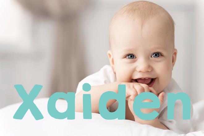Baby name Xaiden