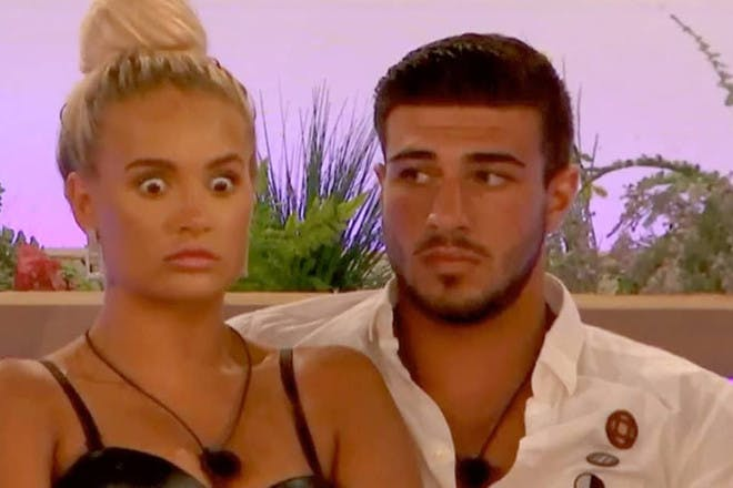 Love Island 2019 Molly-Mae and Tommy shocked