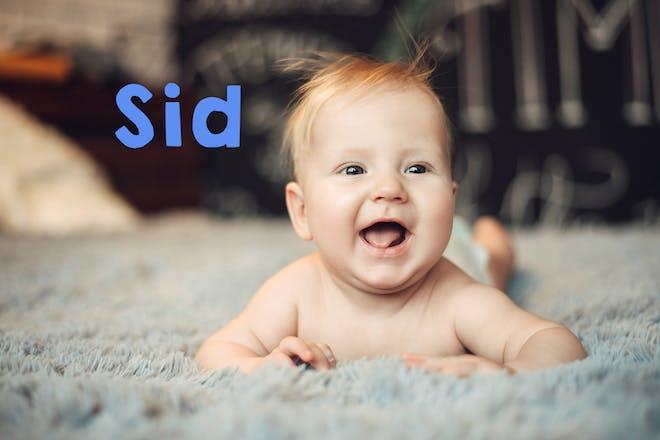 Sid baby name